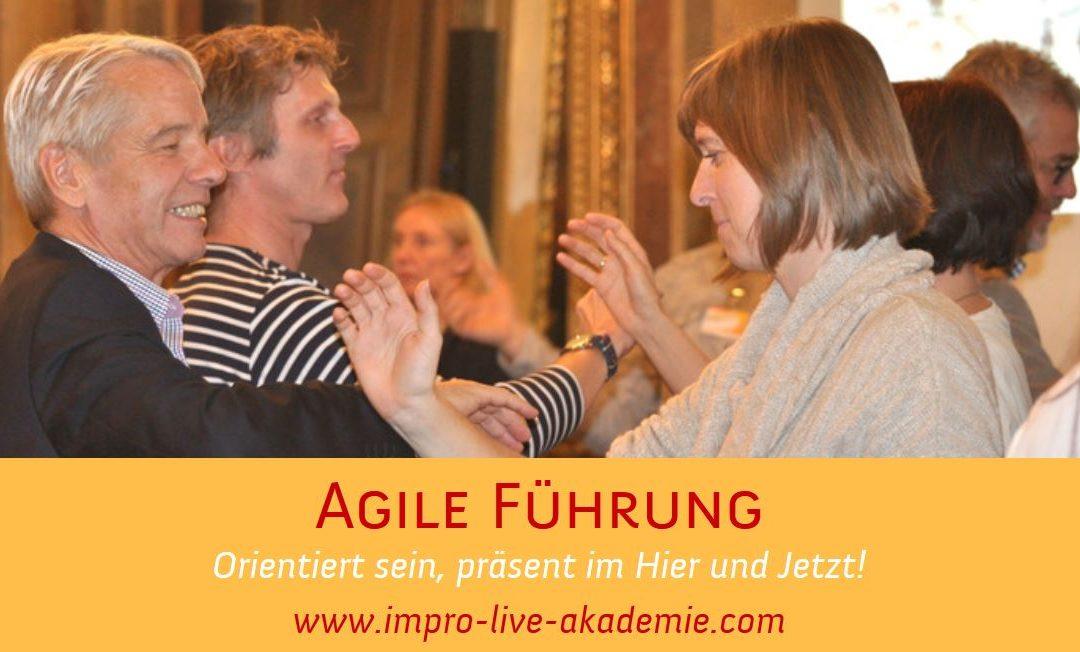 Agile Führung nach dem Sowohl-als-auch-Prinzip