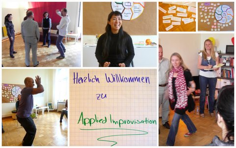 Applied Improv - Intercultural Training