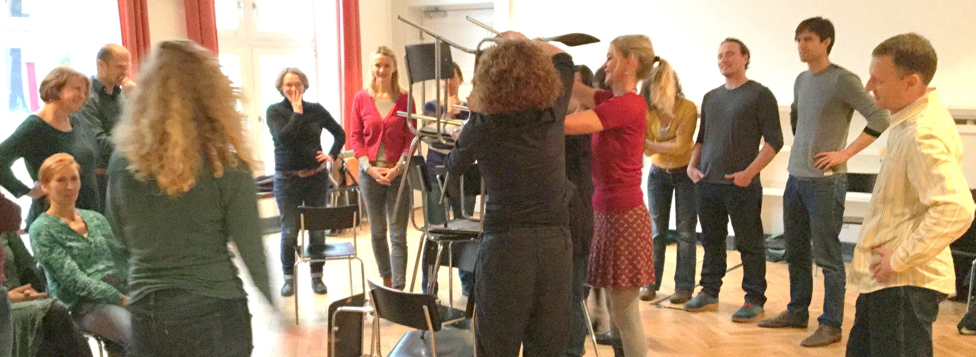Workshop Angewandte Improvisation - GST Konferenz Berlin