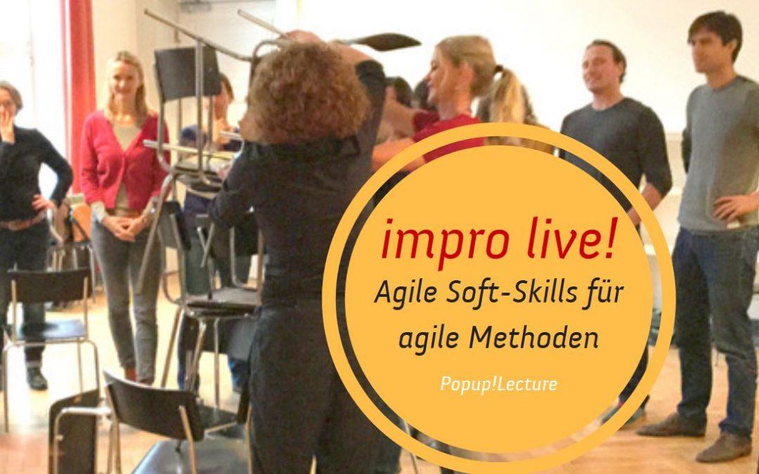 Agile Skills für agile Methoden – Popup!Lectures