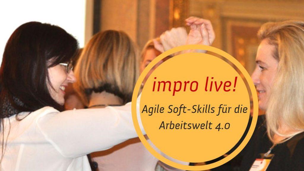 Agile Soft-Skills für die Arbeitswelt 4.0