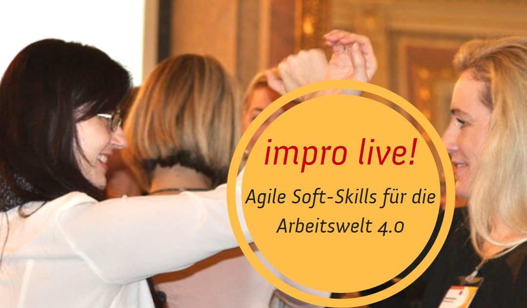 12 Tage Applied Improv Facilitator (Level 1)