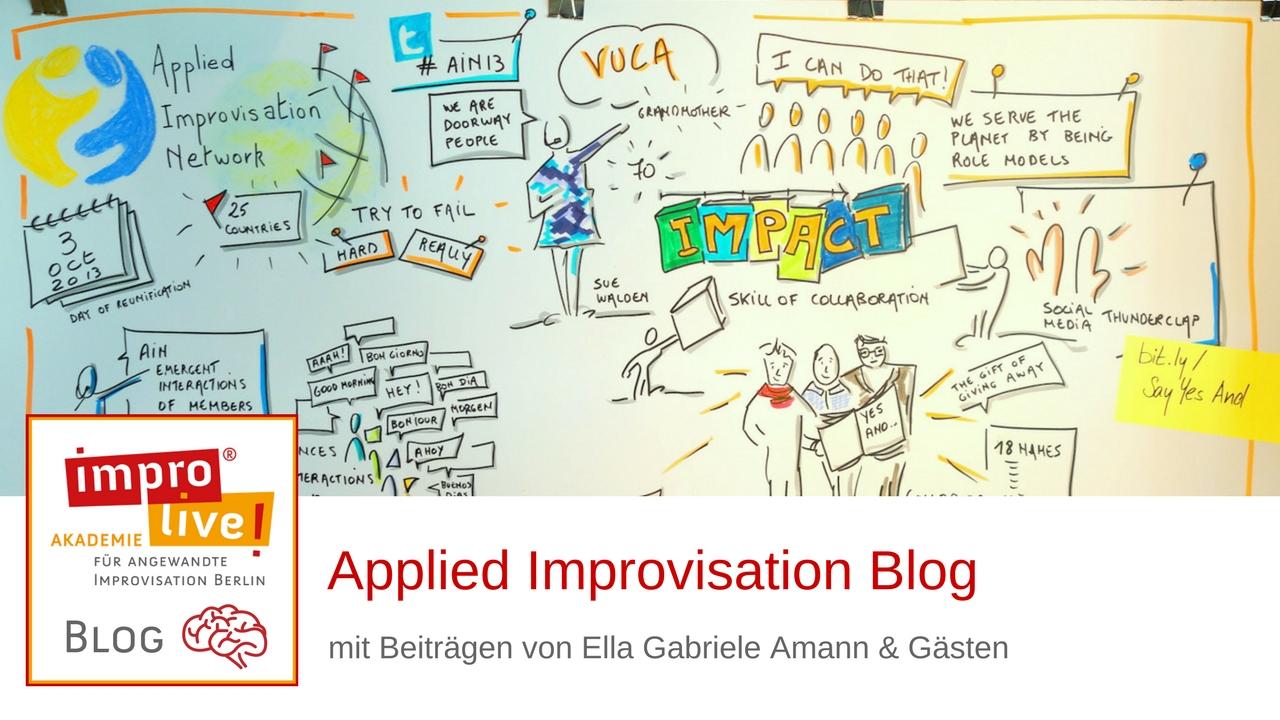 impro live! blog