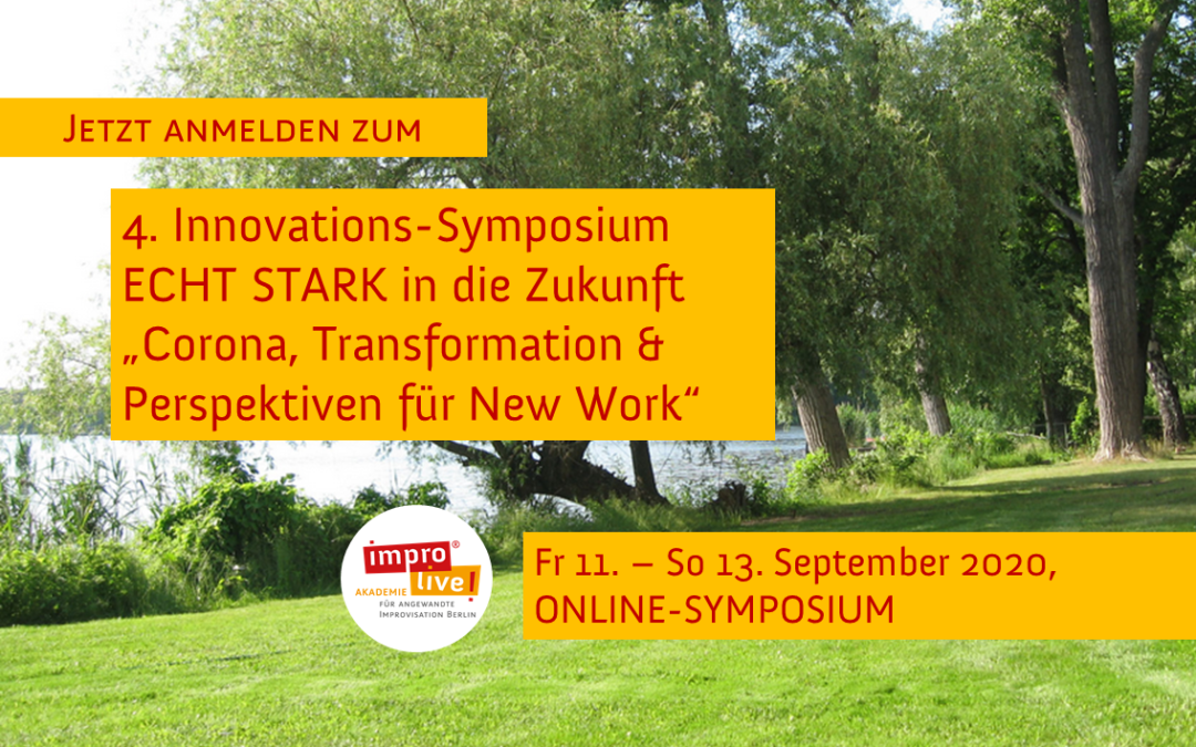4. Innovations-Symposium 2020