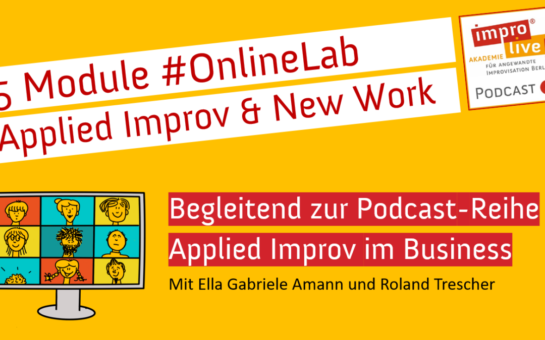 Applied Improvisation Framework & New Work | OnlineLabs